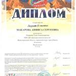 Диплом Макарова А